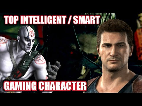 Top Intelligent \ Smart Gaming Characters | Gaming Generation