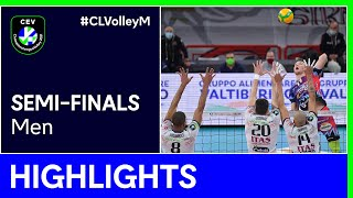 Sir Sicoma Monini PERUGIA vs. TRENTINO Itas Highlights - #CLVolleyM