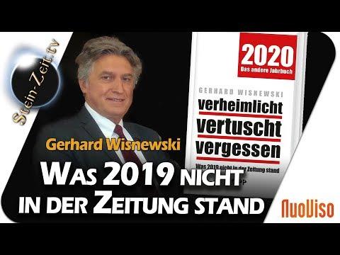 Verheimlicht, vertuscht, vergessen - Gerhard Wisnewski im Gespräch mit Robert Stein