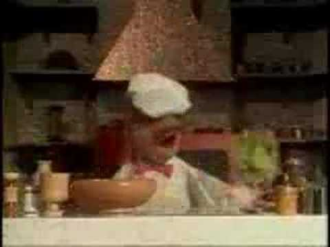 Swedish Chef sings Caramelldansen - Speedycake