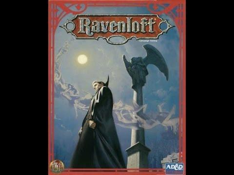 D&D 5E: Ravenloft, session 4