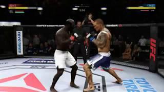 EA Sports UFC 3 - Kimbo Slice vs. Isaac Frost