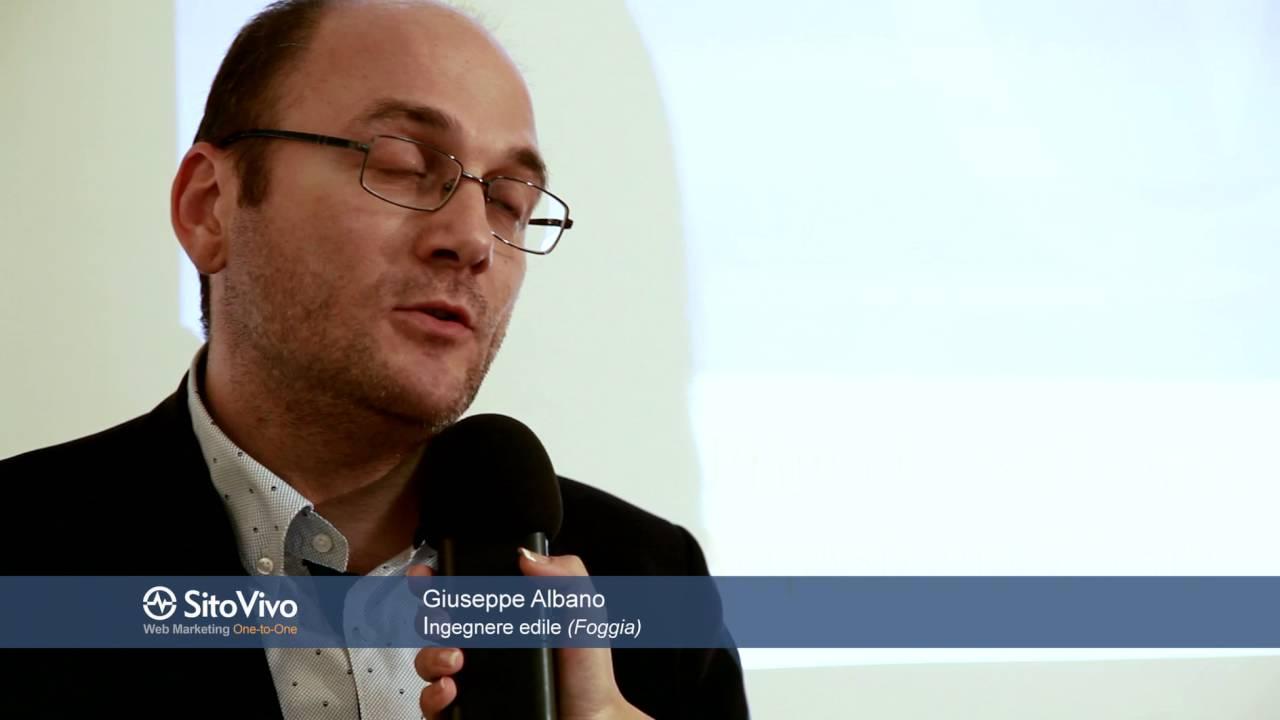 Ing Giuseppe Albano Sitovivo Opinioni Convegno Youtube