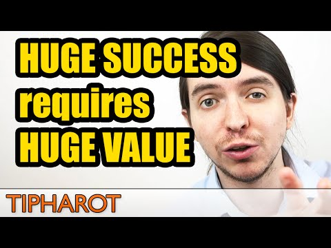 Increase Your Success by Providing More VALUE