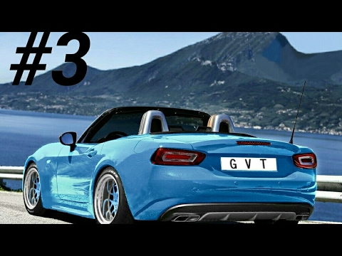 virtual tuning 3 39 17 fiat 124 spider youtube. Black Bedroom Furniture Sets. Home Design Ideas