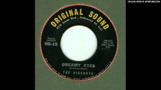 Viceroys, The - Dreamy Eyes - 1961