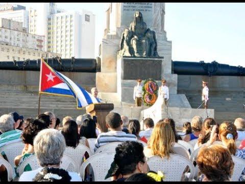Rememoran en Cuba explosión del acorazado Maine