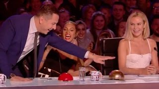 Dan Graham Only Needs to Walks In and Gets a YES! | Week 1 | Britain's Got Talent 2017