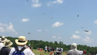 Mid-Air Collision at Joe Nall 2016