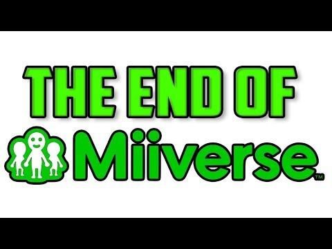 The Last Episode of Miiverse!
