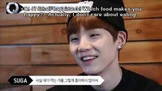 BTS - Interview  (Skool Luv Affair Keyword Talk) 2-2