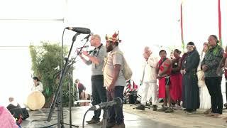 Le 12e festival du chamanisme est ouvert