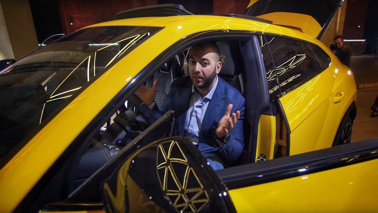 Обзор Lamborghini URUS за ₽23 млн. Купил себе Nissan GT-R