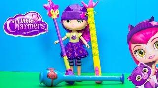 Little Charmers Nickelodeon Little Charmers Magic Wands Hazel + Posie Little Charmers Video Toy Revi
