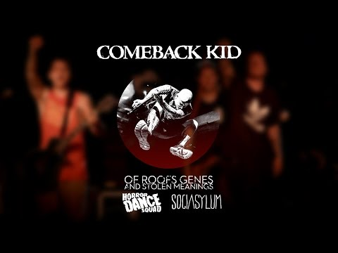 COMEBACK KID / 12.07.2015 / Tallinn (UCE aftermovie)