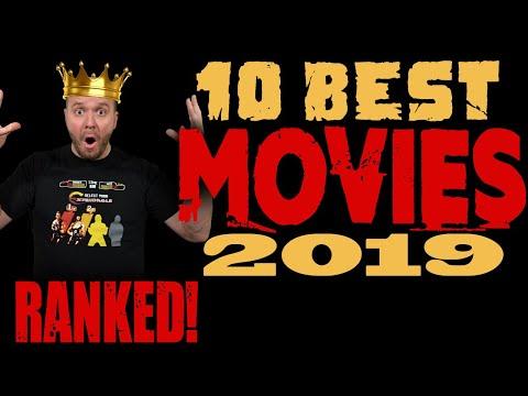 TOP 10 Best Movies of 2019 - Ranked!