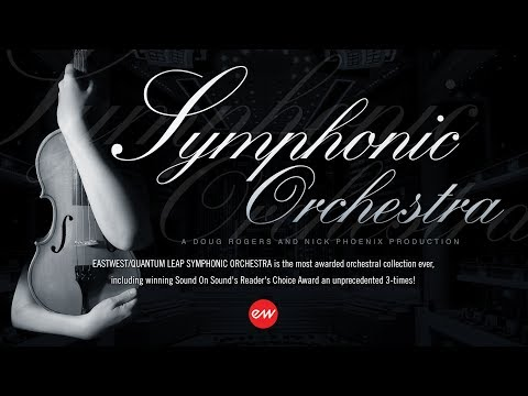 EastWest Symphonic Orchestra Overview