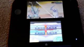 Mega Rayquaza vs. Mega Absol-Elite four pokemon battle-Who will win?