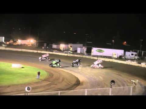 Dominic Scelzi 7/12/14 KWS Main Event Ocean Speedway Watsonville
