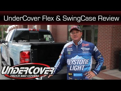 Flex & SwingCase Review With FLW Angler Chad Grigsby