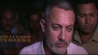 dangal Movie Shooting Stalled after Aamir Khan Collapses on sets!