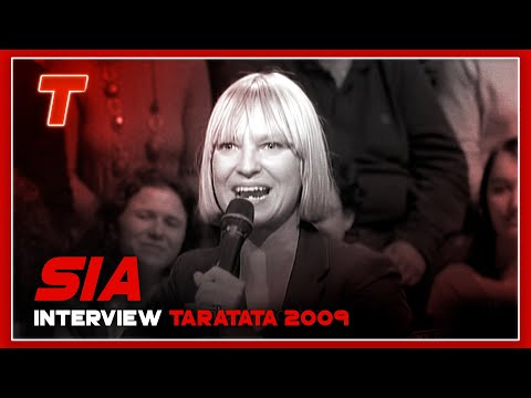 Interview Sia (Taratata N° 309)