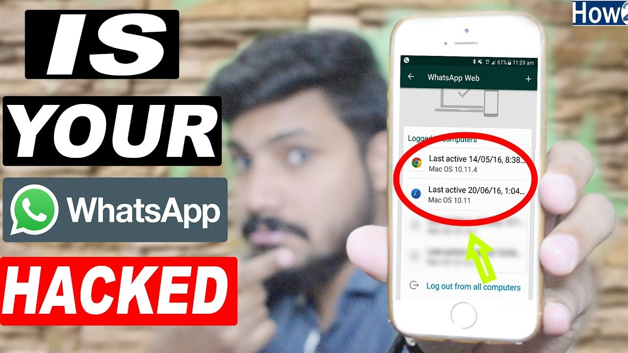 How to Know My Whatsapp Hacked or Not | Is Your Whatsapp Hack 2018