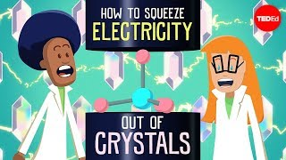 How to squeeze electricity out of crystals - Ashwini Bharathula thumbnail