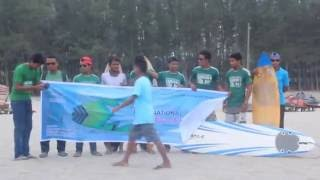 International Surfing Day 2016 by Sayeman Beach Resort
