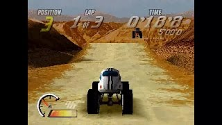 Thunder Truck Rally ... (PS1)