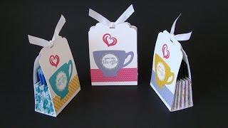 Accordion Tea Bag Holder