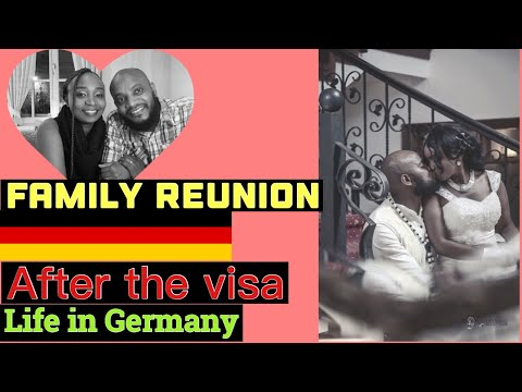 LIFE IN GERMANY AFTER THE FAMILY REUNION/ SPOUSE VISA.