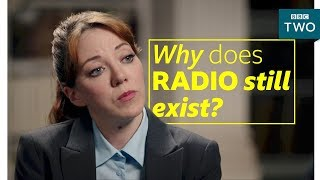 Who still listens to the radio? - Cunk On Britain - BBC Two