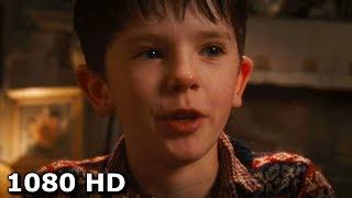 Чарли делится шоколадкой со своей семьей | Чарли и шоколадная фабрика (2005)