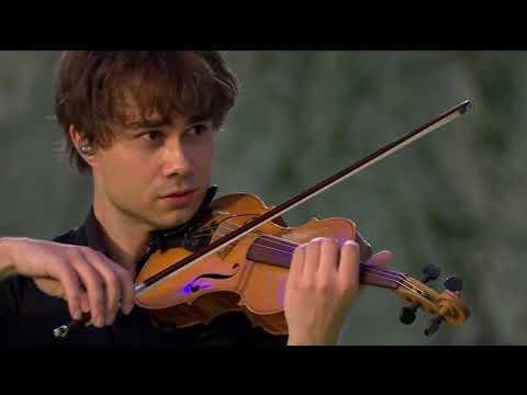 Alexander Rybak  Song from a Secret Garden For the Swedish Royal Family on Victoriadagen