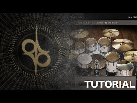 Drum Tracks In 5 Min - EZDrummer 2 Tutorial