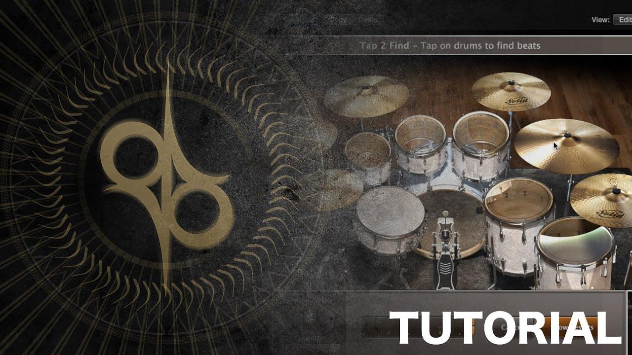 Drum tracks in 5 min - EZDrummer 2 tutorial