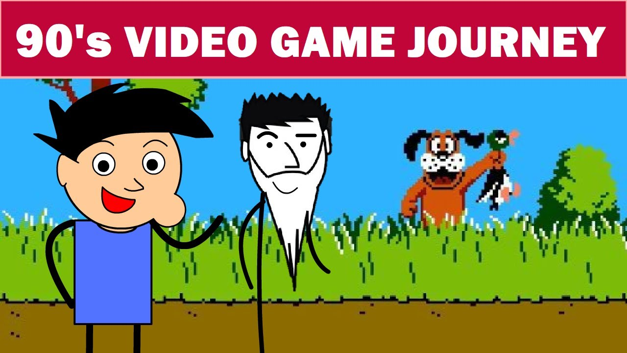 Video Games That Defined Your Childhood (90s Kid) ft. Yogi Baba   Ayush More