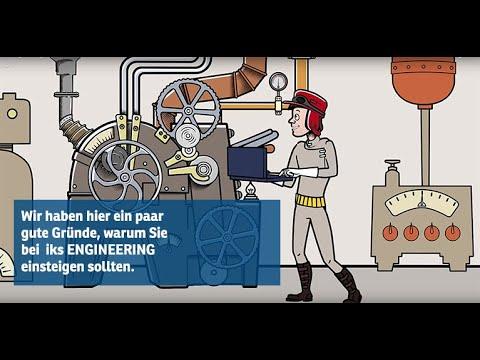 iks Stellenmarkt: Jobs für Ingenieure, Techniker