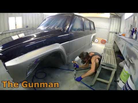 Garage Respray Part 4