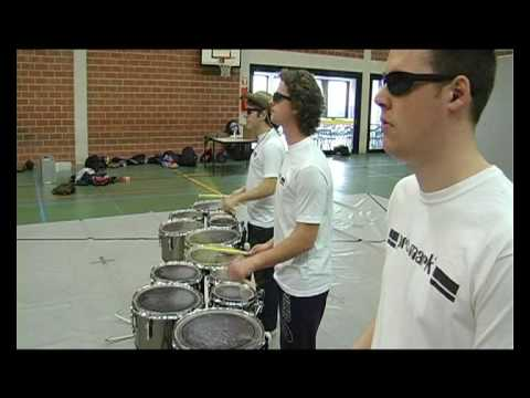 Percussion Unlimited's Basic Groove