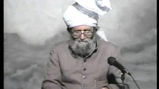 Urdu Dars Malfoozat #393, So Said Hazrat Mirza Ghulam Ahmad Qadiani(as), Islam Ahmadiyya