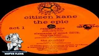 Citizen Kane - The Epic (Full Vinyl) (1997)