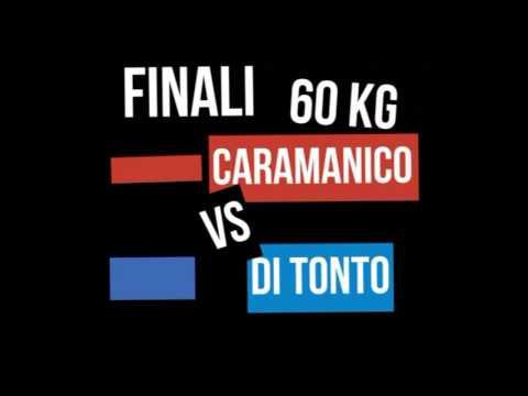 Di tonto vs Caramanico  Finali Campionati Italiani Elite 2014 60kg