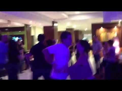 Palm Springs Swing Classic 2012 Hotel Lobby/Bar Dance 2am S