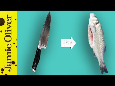 How To Gut A Fish   1 Minute Tips   Bart's Fish Tales