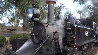 Steam Train! Wow its Puffing Billy in Australia