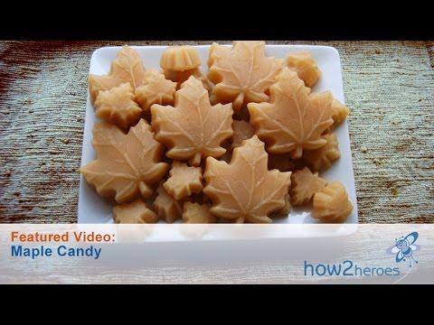784ba8c5ec1 Maple Candy - YouTube