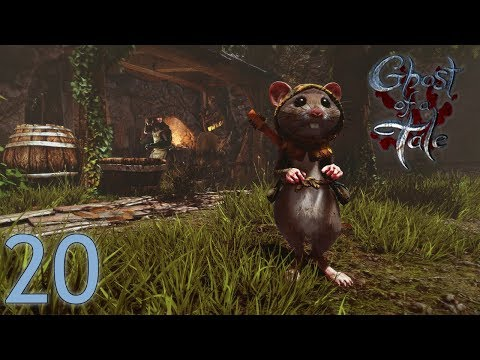 Ghost of a Tale - Action Adventure Mouse Game - E20