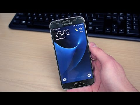 Samsung Galaxy S7 & S7 Edge Stock Wallpapers Download